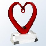 The Whole Hearted (Clear Base) Artistic Awards