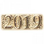 Chenille Year Date Pins Chenille Lapel Pins