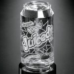 Beverage Can Crystal Glass Awards