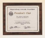 Photo or Certificate Plaque. Football Award Trophies