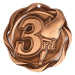 Fusion Medal - 3rd Place Fusion Medal Awards