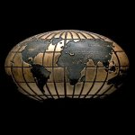 Global Bronze Accent Globe Awards