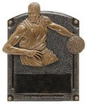 Legends of Fame Award -Basketball Male  Resin Trophies