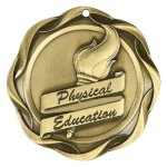 Fusion Medal  - Physical Education Scholastic Trophy Awards