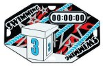 Street Tags -Swimming Street Tag Gifts