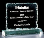 Crushed Ice Square Acrylic Award Traditional Acrylic Awards - Our Best Sellers