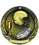 FOOTBALL Tri-Color Metal Style (TR2)