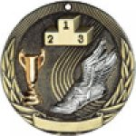Tri-Colored Series Medals -Track Tri-Colored Medal Awards
