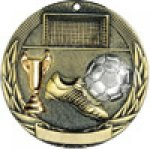 Tri-Colored Series Medals -Soccer Tri-Colored Medal Awards