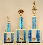 TR N, P & Q Two Column Trophies