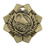 Imperial Medals -Cheer  Wreath Medal Awards
