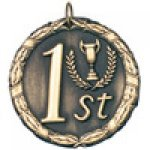 XR Medals -1st, 2nd or 3rd Place  XR Series Medal Awards